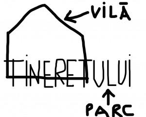 Desen: Dan Perjovschi